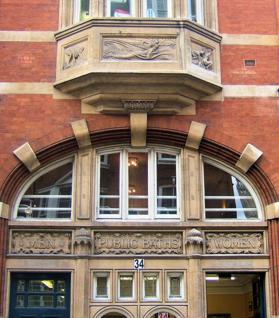 Old Westminster Baths, Great Smith Street, London SW1