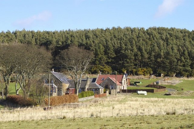 Gathercauld Cottages