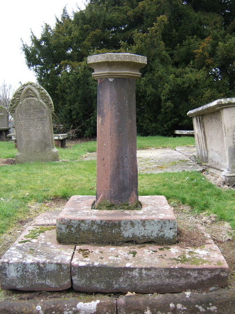 Sundial, St. Bartholomew's Church, Great Barrow