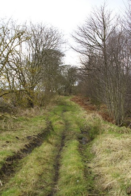 Footpath to Ceres