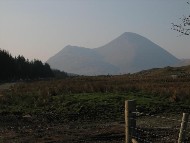 View of Beinn Talaidh