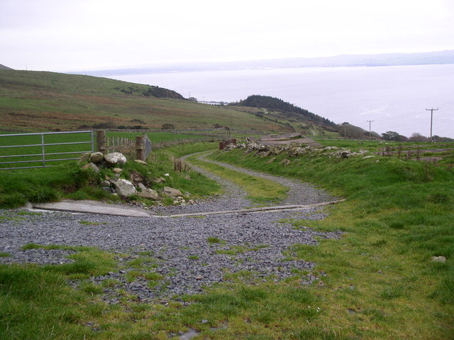 Path to Cairnryan