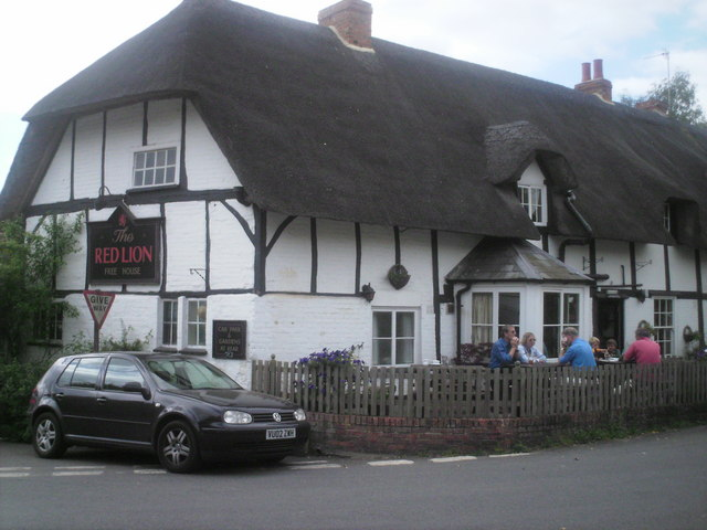 The Red Lion, Brightwell-cum-Sotwell