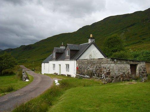 Murlaggan Cottage