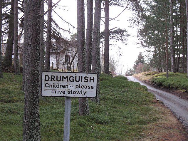 Drumguish tackles its boy racer problem