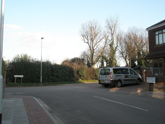 Junction of Salisbury and Knowlsley Roads