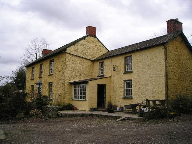 Penyrallt Home Farm