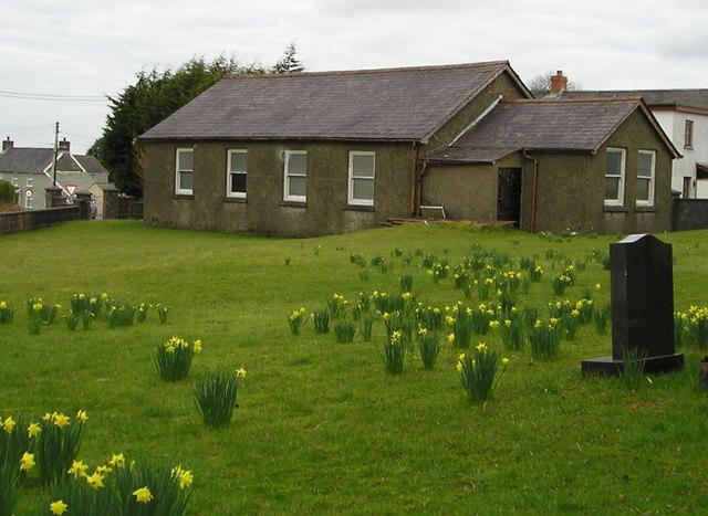 Eglwys Efengylaidd Rhos