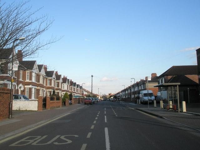 Lonsdale Road, Csham