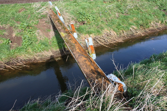 Bridge over Cranbrook Drain