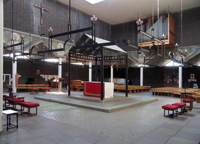 St Paul's Church, Burdett Road, London E3