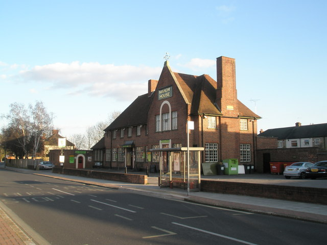 The Manor House, Cosham