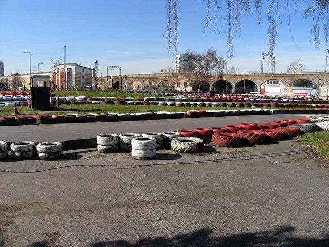 Go Karting, Burdett Road, London E4