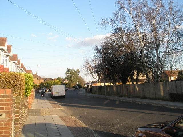 Old Manor Way, Cosham