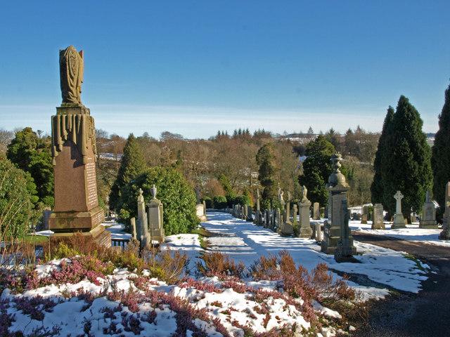 Cemetery, Lochwinnoch