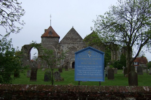 St.Thomas the Martyr Church Winchelsea