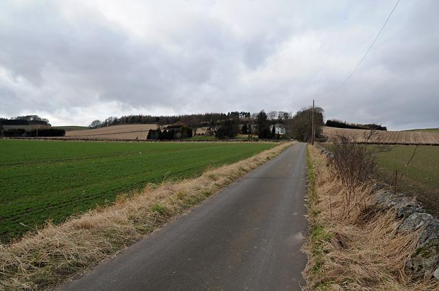 Road to Freeland