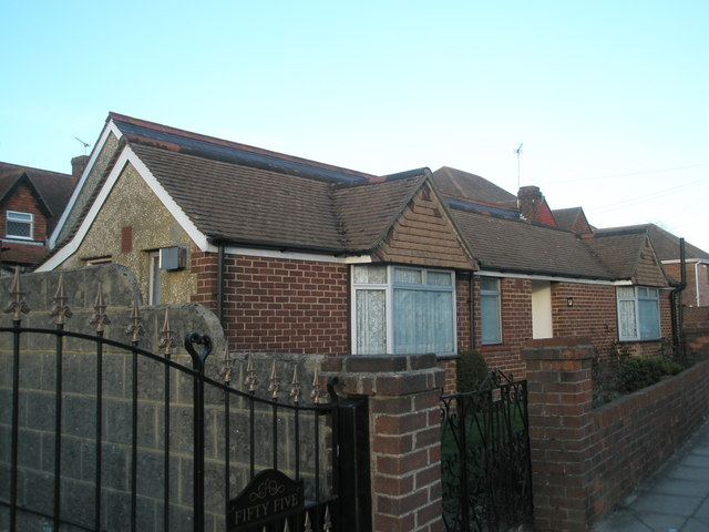 Small bungalow in Dysart Avenue