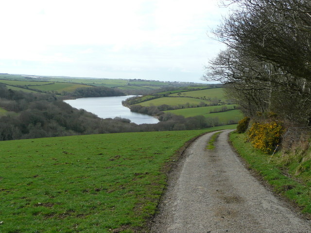 The Porth Reservoir
