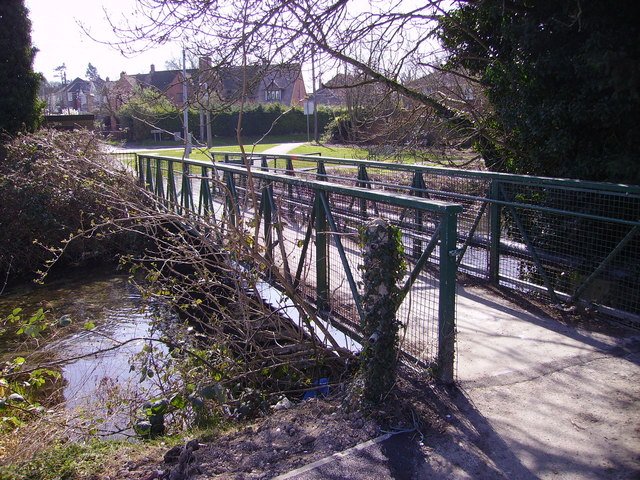 Andover - Footbridge
