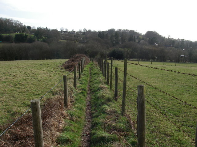 Footpath to Hyde