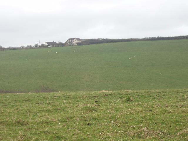 Fields by Wilslea Farm