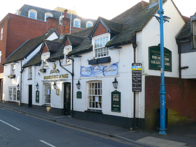 Andover - Foresters Arms