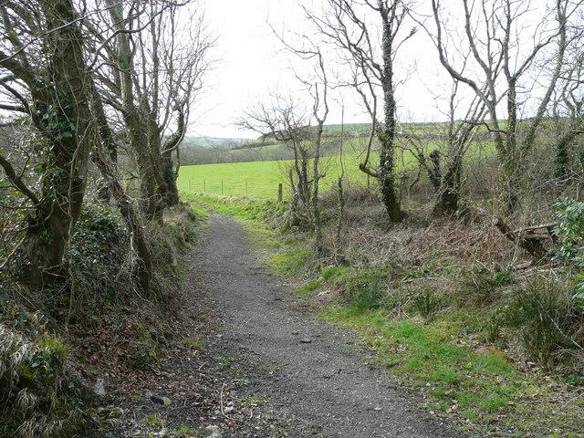 Bridleway to Retorrick