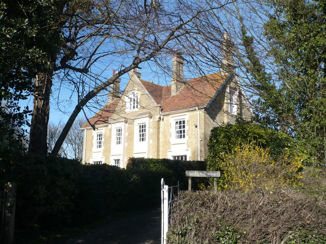 The Old Rectory opposite All Saints Church