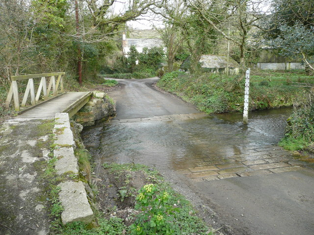 Ford at Bolingey