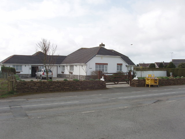 House in Marshgate with jam and pickles for sale