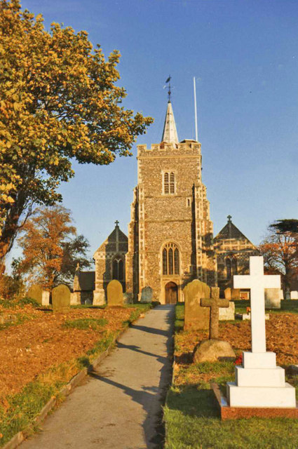 St Mary's Church, Essendon, Hertfordshire