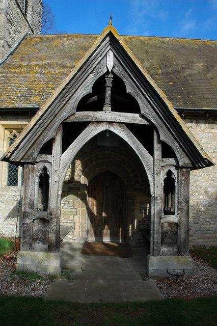 The Porch, Queenhill Church