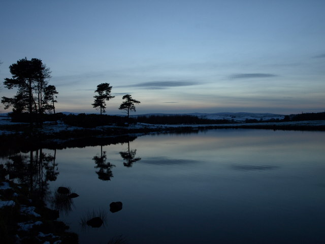 Twilight, Knapps Loch