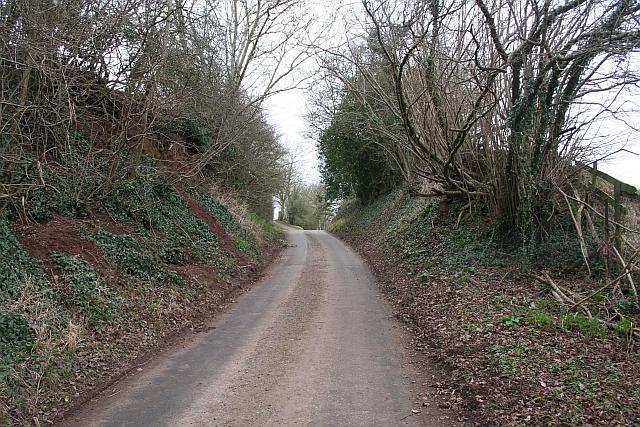 Sunken Road