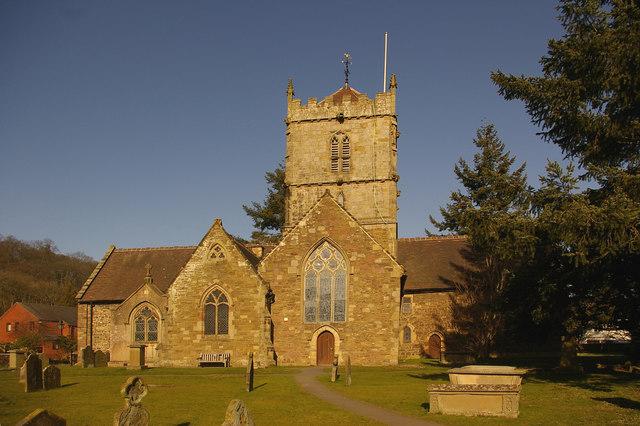 St Laurence's Church, Church Stretton