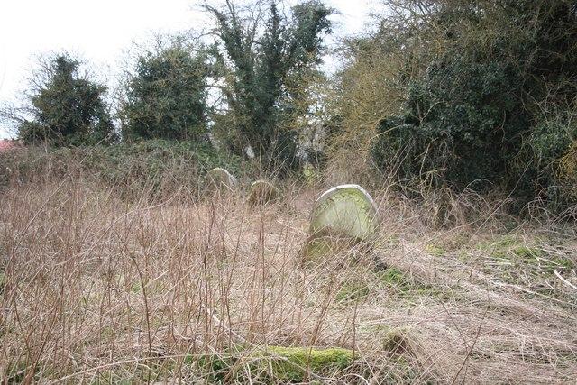 Apesthorpe cemetery