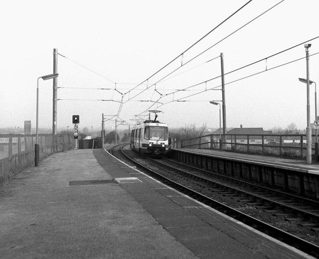 Radcliffe station
