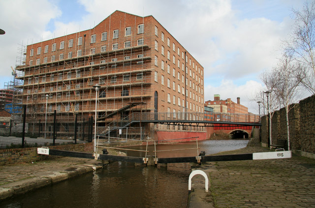 Brownsfield Mill, Ancoats