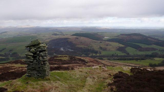 Hillside Cairn