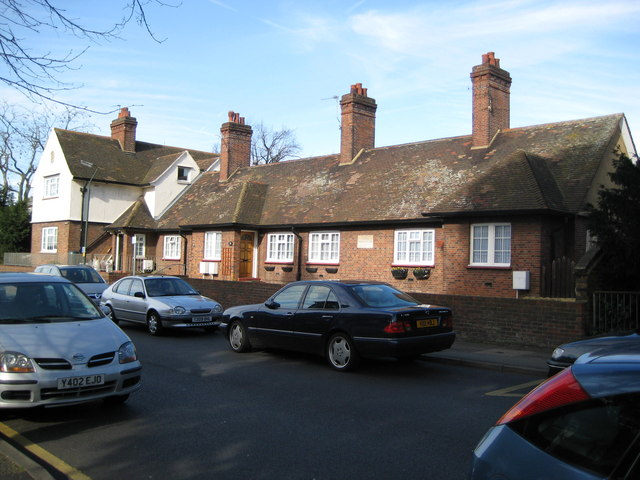 Crayford: Pim's Almshouses