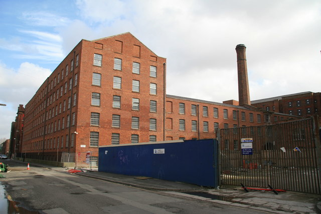 Murray's Mill, Ancoats
