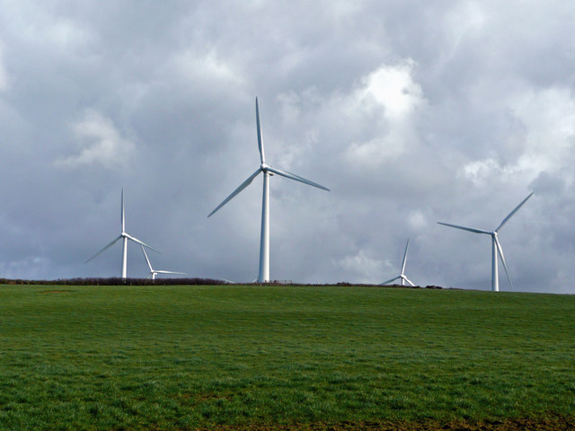Bear's Downs Wind Farm