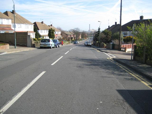 Crayford: Iron Mill Lane