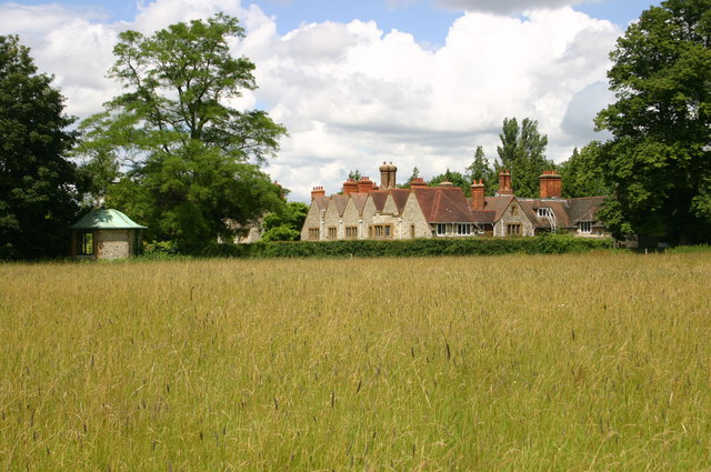 Barton Hartshorn Manor House