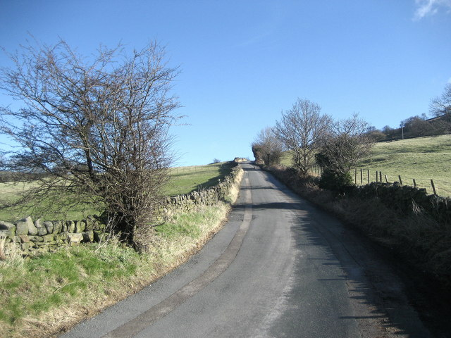 Holden Lane Uphill