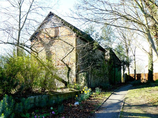 Andover - The Quaker Barn