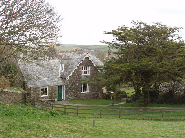 The Old School House, St Gennys