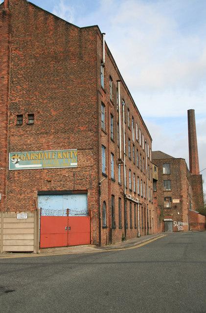 Chapeltown Street Mills