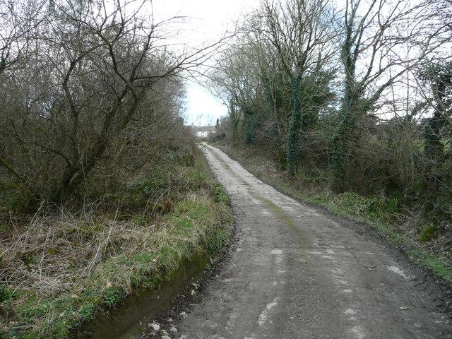 Road to Cransworth